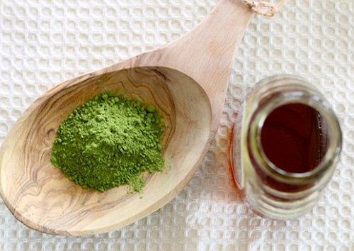 Bột trà xanh trị tàn nhang hiệu quả lại rẻ tiền