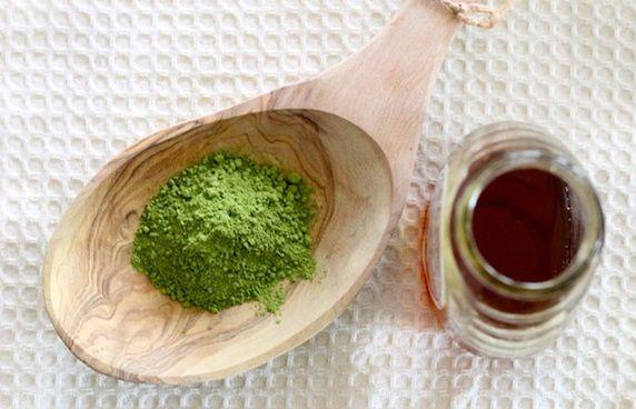 Khám phá 4 loại mặt nạ trà xanh trị mụn cám HOT nhất